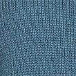 Lambswool Blend Round Neck Cardigan, MEDIUM BLUE, swatch