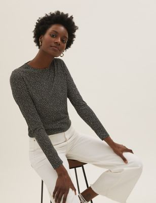 2 Pack Relaxed Long Sleeve Tops