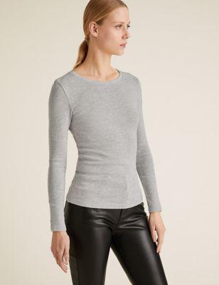 2 Pack Regular Fit Long Sleeve Tops
