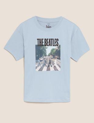 Pure Cotton The Beatles T-Shirt
