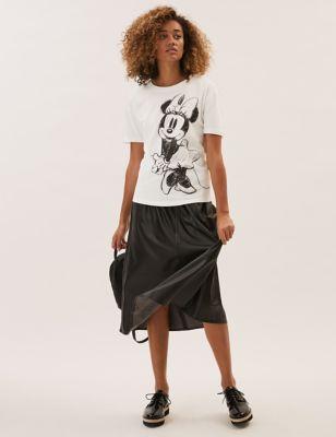 Pure Cotton Minnie Mouse™ T-Shirt