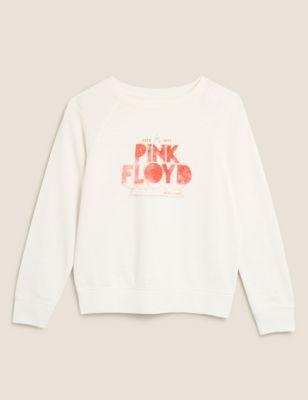 Pure Cotton Pink Floyd Sweatshirt