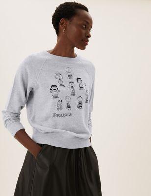The Snoopy Sweatshirt