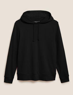 Cotton Long Sleeve Hoodie