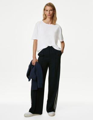 Relaxed Short Sleeve T-Shirt