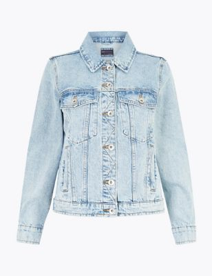 PETITE Essential Denim Jacket