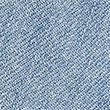 Denim Waisted Collarless Jacket - mediumindigo
