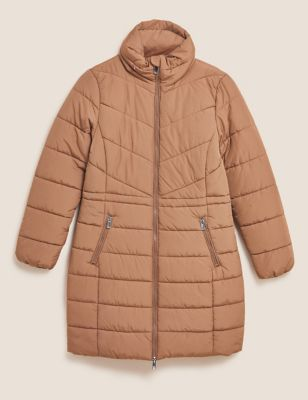 Recycled Thermowarmth™ Puffer Coat
