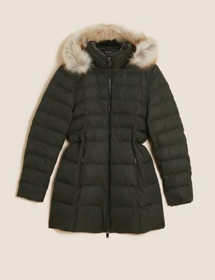 Thermowarmth™ Padded Puffer Coat