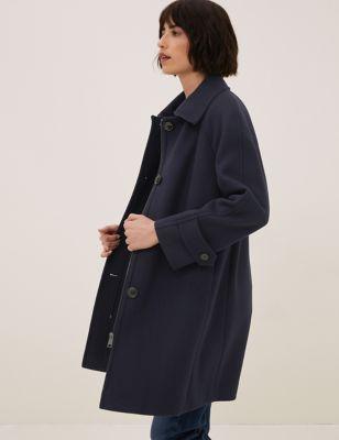 Wool Car Coat