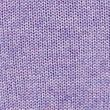 Merino Wool Collared Cardigan with Cashmere - lilac