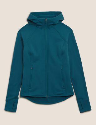 Zip Up Hooded Fleece