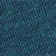 Cotton V-Neck Relaxed T-Shirt - darkkingfisher