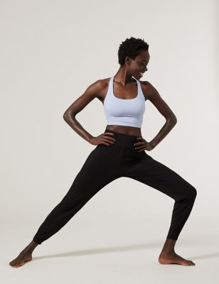 Tapered Yoga Joggers