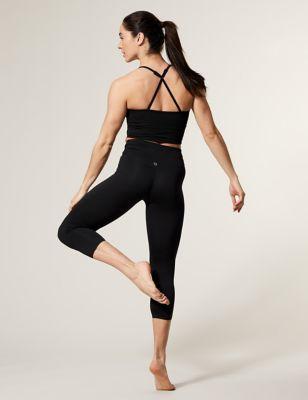 Go Balance Cropped Yoga Leggings