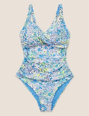 Tummy Control Pebble Plunge Swimsuit