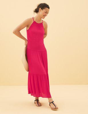 Tiered Beach Dress