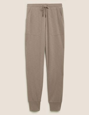 Jersey Tapered Joggers