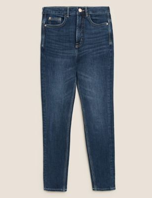 Magic Shaping High Waisted Skinny Jeans