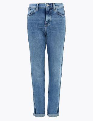 Boyfriend Side Detail Jeans