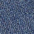 Denim Cropped Culottes - mediumindigo
