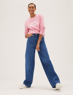 The Wide-Leg Jeans