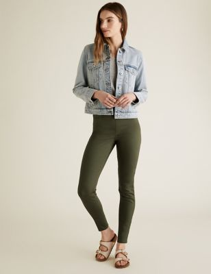 PETITE High Waisted Jeggings