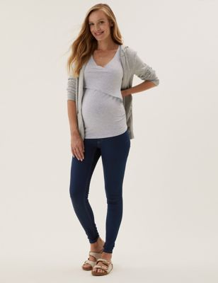 Maternity Over Bump Jeggings