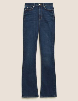 The Slim Flare Jeans