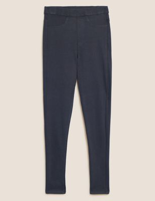 Cosy High Waisted Jeggings
