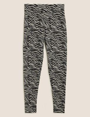 Animal Print High Waisted Leggings