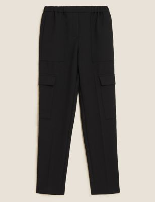 Smart Cargo Tapered Trousers