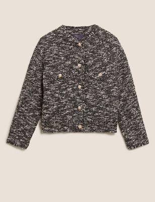 Tweed Relaxed Jacket
