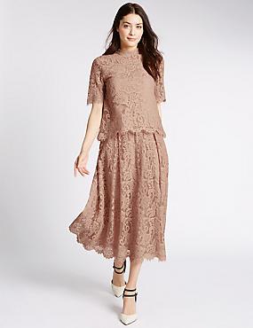 Skirts For Women | Ladies Short & Long Skirts | M&S LU