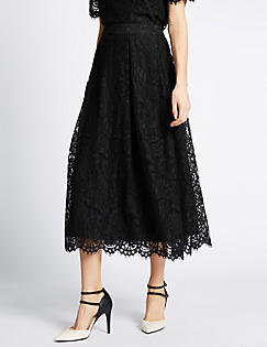 Skirts For Women | Ladies Short & Long Skirts | M&S LU