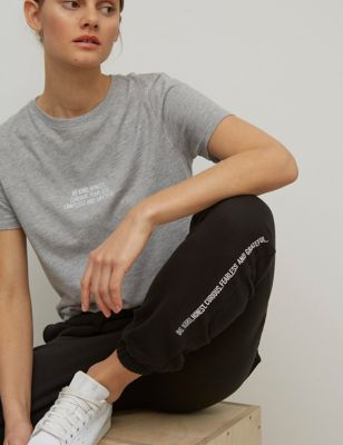 Cotton Be Kind Joggers