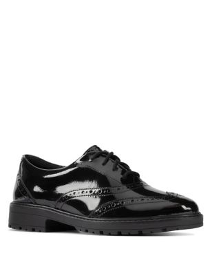 Kids' Leather Brogues (Youth size 3-9)