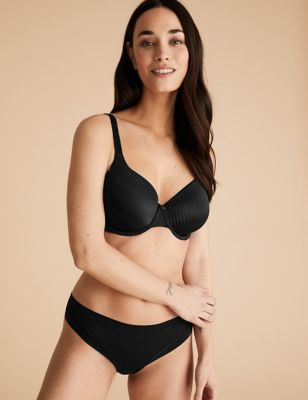 Underwired Full Cup T-Shirt Bra A-E