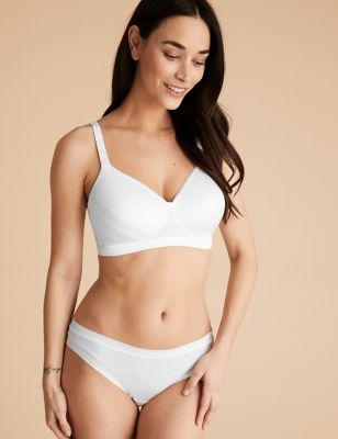 Non-Wired Full Cup T-Shirt Bra A-E