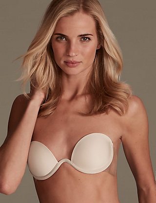 Stick On Adhesive Backless Bra | M&S
