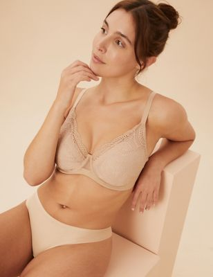 Natural Lift™ Underwired Full Cup Bra F-H