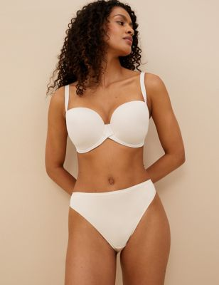 Underwired Padded Multiway Bra F-H