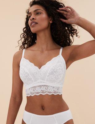 Lace Longline DD+ Bralette