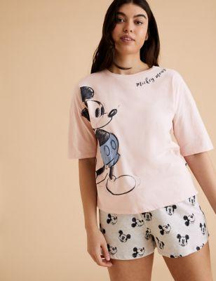 Mickey Mouse™ Cotton Short Pyjama Set