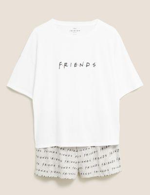 Friends™ Cotton Short Pyjama Set