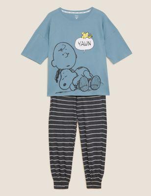 Cotton Snoopy™ Pyjama Set