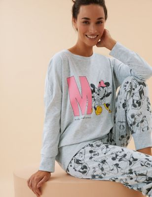 Mickey Mouse™ Cotton Rich Pyjama Set
