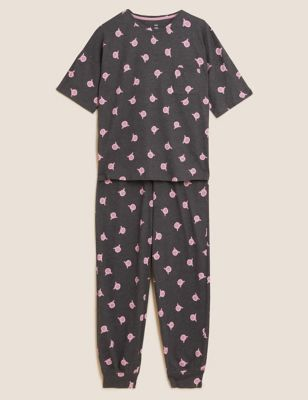Women's Percy Pig™ Family Pyjama Set
