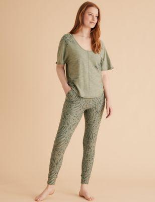 Flexifit™ Lounge Animal Print Legging