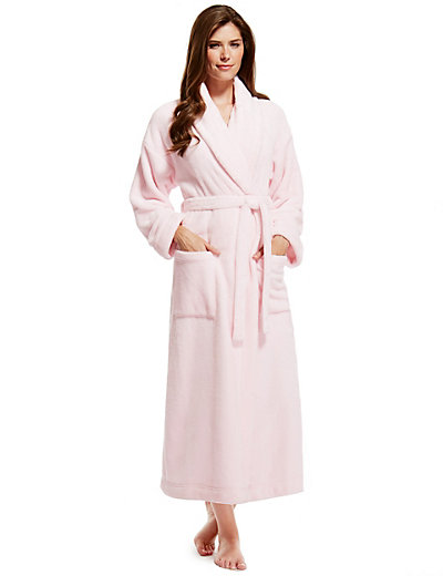 Shimmer Soft™ Dressing Gown | M